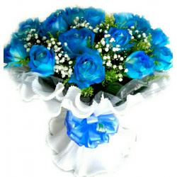 Rosas Azuis (12 - 20) Rosas