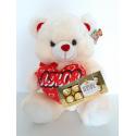 Ursinho Amor + Ferrero Rocher T8