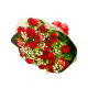 Buquê Tradicional 20 rosas