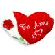 Coração Flor Te Amo