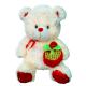Urso vaso de flor