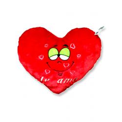 Coração com frase de amor