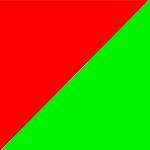 Vermelho e Verde